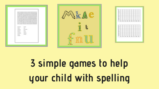3 simple games to help your child with spelling linked in